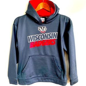 Wisconsin Badgers Hoodie